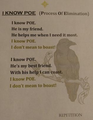 I know POE